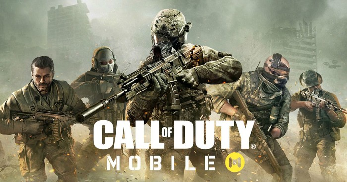 Call of Duty Mobile on
