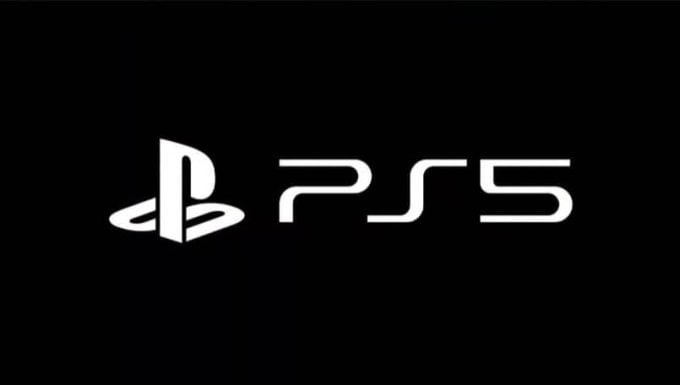 PS5 logo 1 on