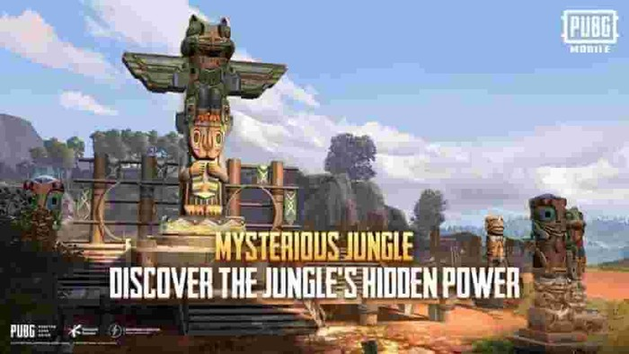 PUBG Mobile Mysterious Jungle Mode on