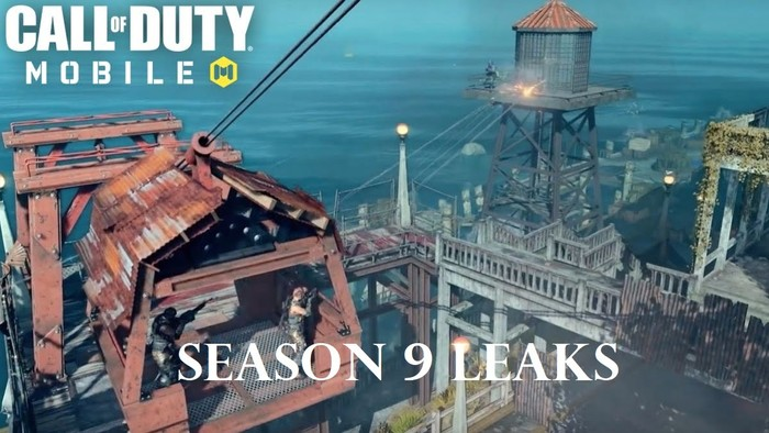 Call Of Duty Mobile Season 9 Might Get A New Battle Royale Map on