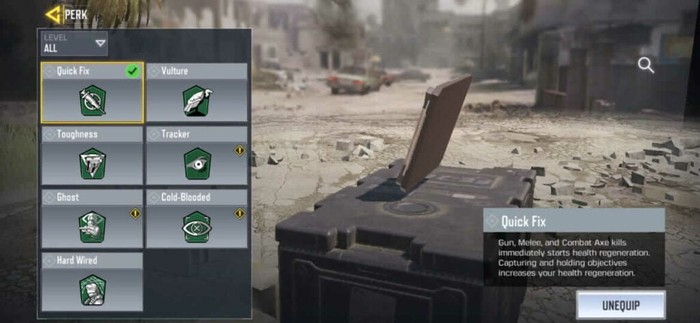 Call of Duty Mobile Season 7 New Perk Quick Fix 1024x473 1 on