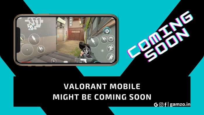 valorant mobile might be coming soon