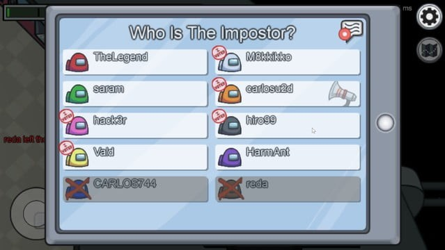 imposter trick