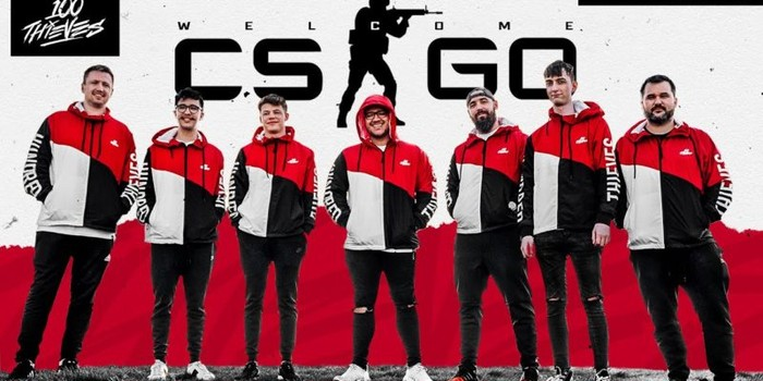 100 Thieves roster