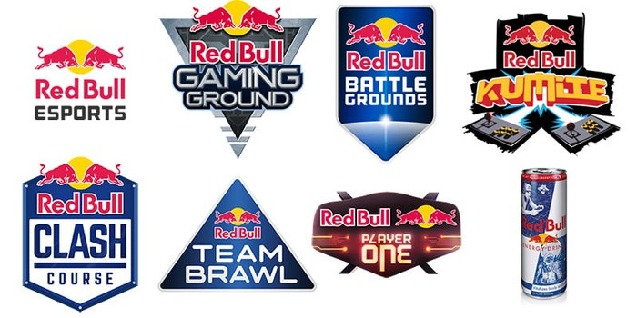 Red Bull eSports events on