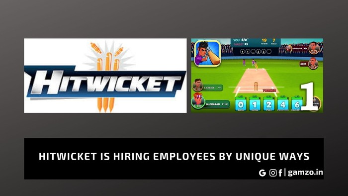 Hitwicket is Hiring Employees by Unique ways on