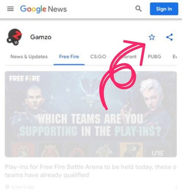 gamzo not subscribed on