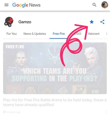 gamzo subscribed on