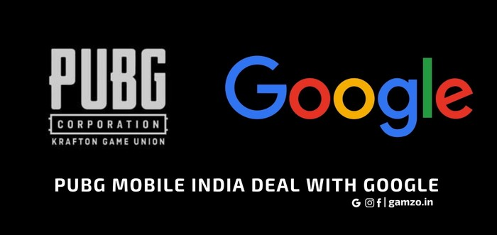 pubg mobile india deal with google on