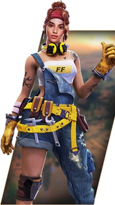 Cool Shani free fire on