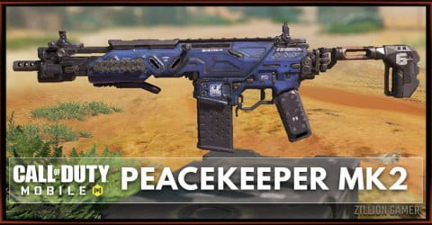 peacekeeper mk2 cod mobile featured on