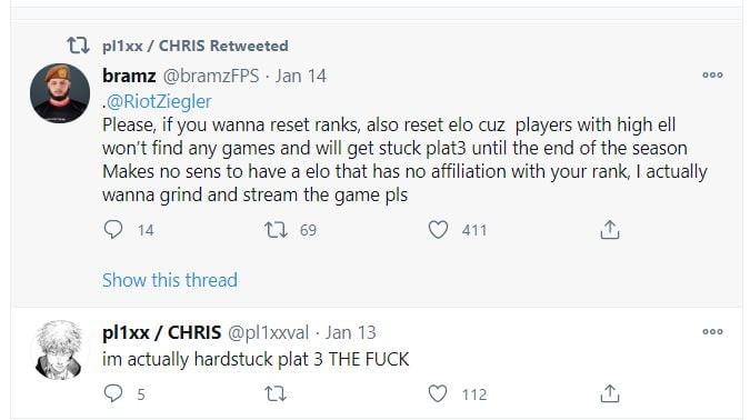 pros are not finding games on