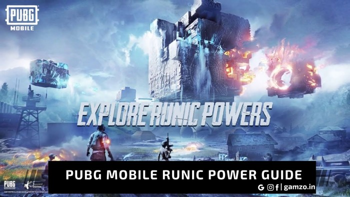 pubg mobile Runic power guide on