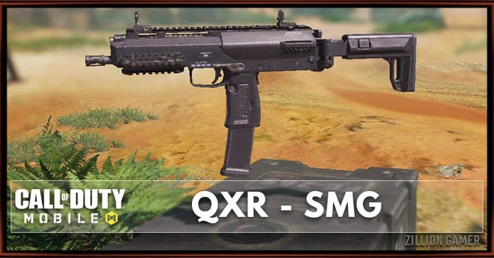 qxr cod mobile featured on