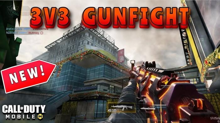 codm 3v3 gunfight game mode is coming, release date revealed