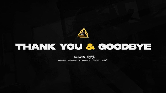 thank you and good bye godsent