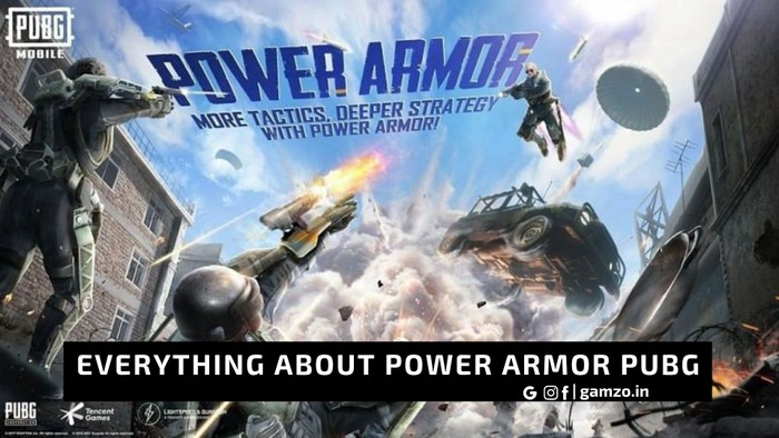 Everything about power armor pubg on