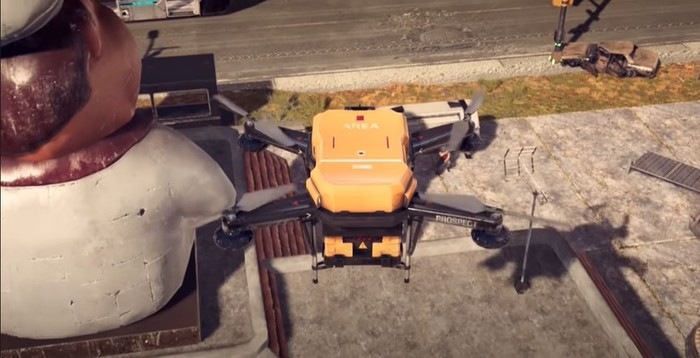 pubg new state drone on