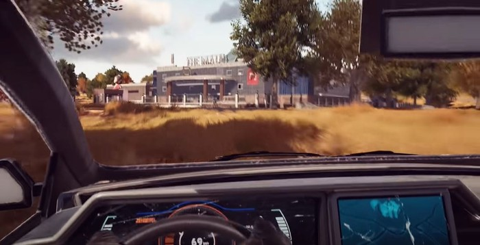 pubg new state inside vehicle on