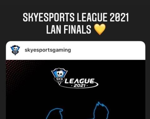 skyesports league 2021 will have lan final