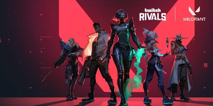 Twitch Rivals Valorant Series 2: Draft, Schedule, and more