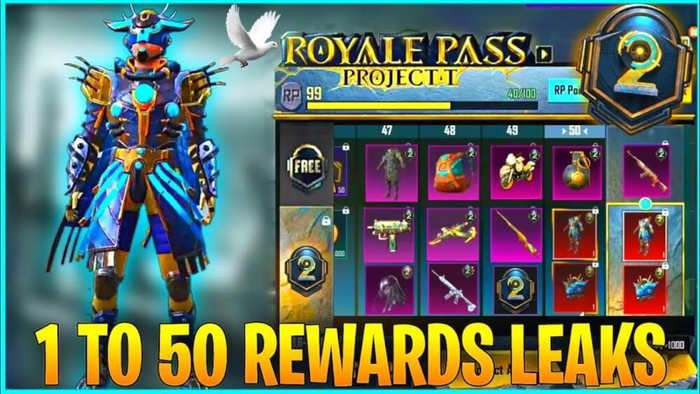 bgmi c1s2 release date and royal pass