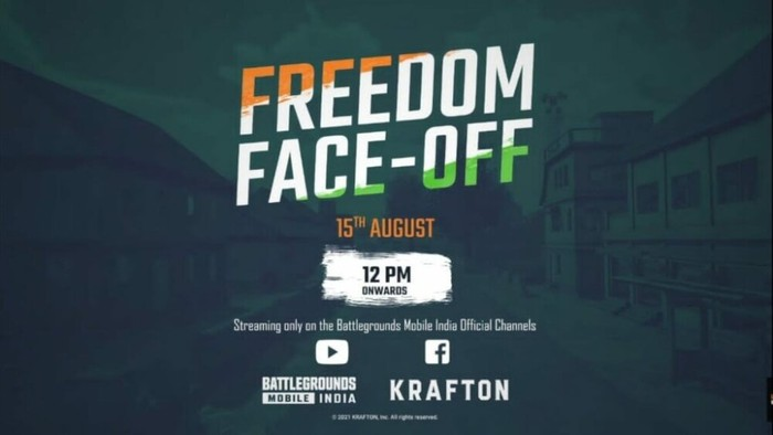 freedom face-off