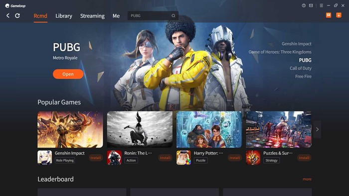 Gameloop New User Interface featured image on