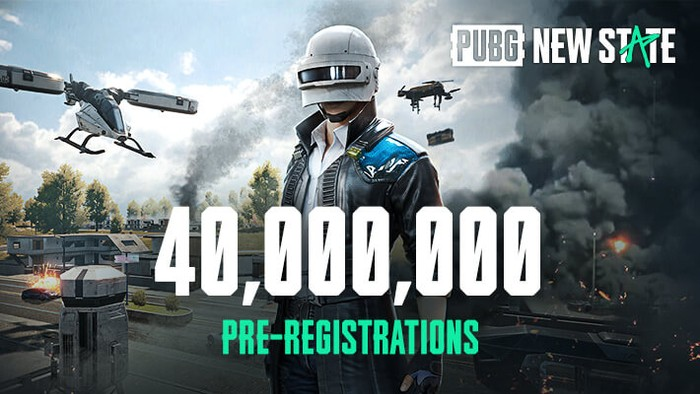 PUBG New State on