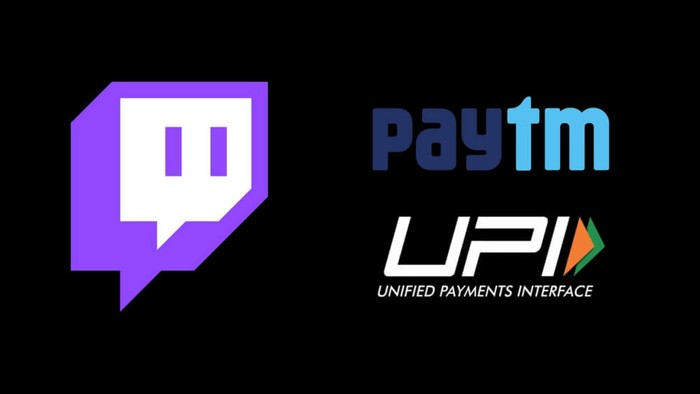 Twitch adds UPI and Paytm as a payment option, all details inside